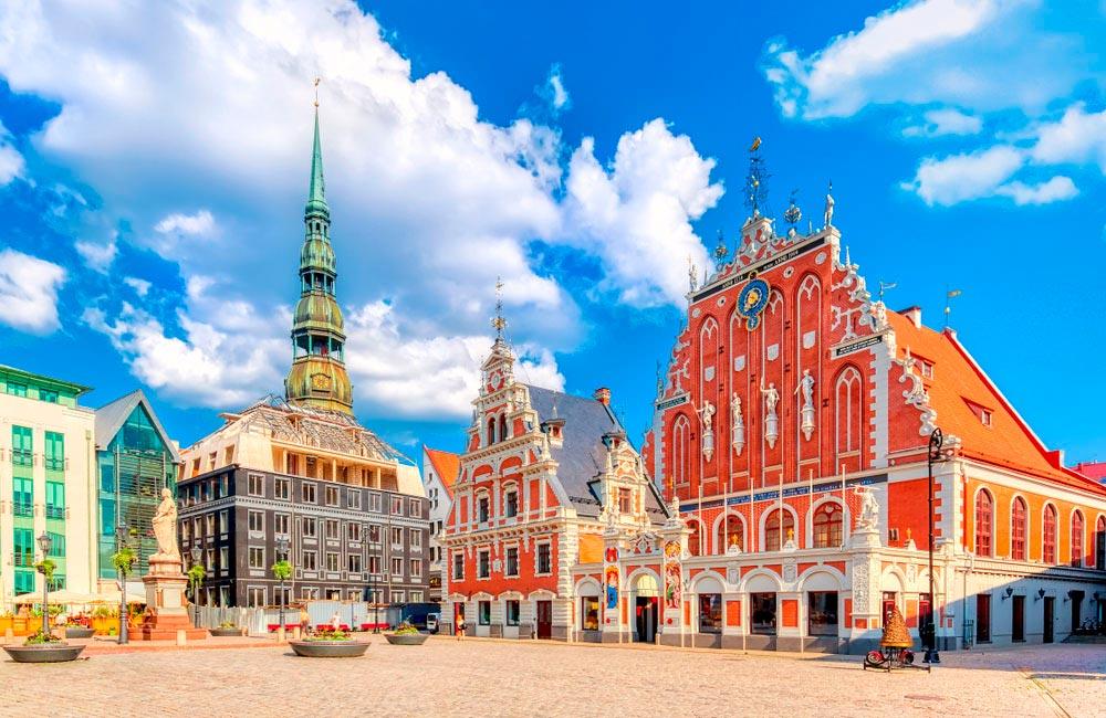 vakantie in Letland